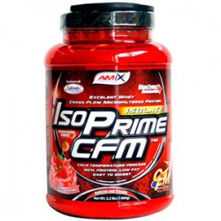 IsoPrime CFM Whey Isolate Amix