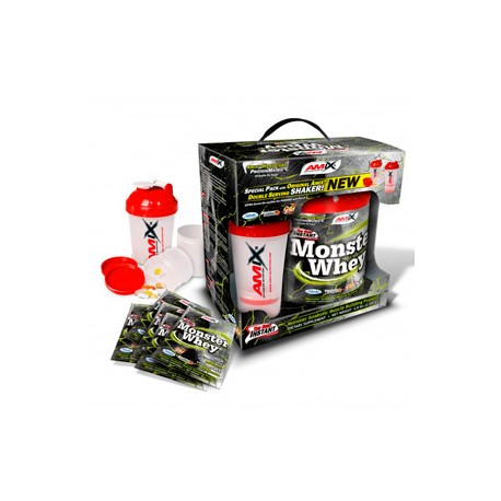 Monster Whey Protein Pack especial