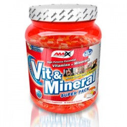 Vit. and mineral superpack
