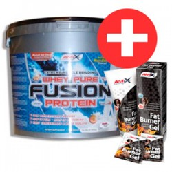 Pack Whey Pure Fusion + Fat Burner Gel