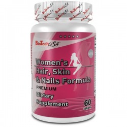 Women's Hair Skin Nails