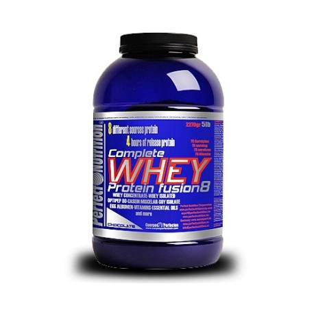 Complete Whey Protein Fusion 8