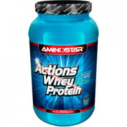 Whey Protein Actions